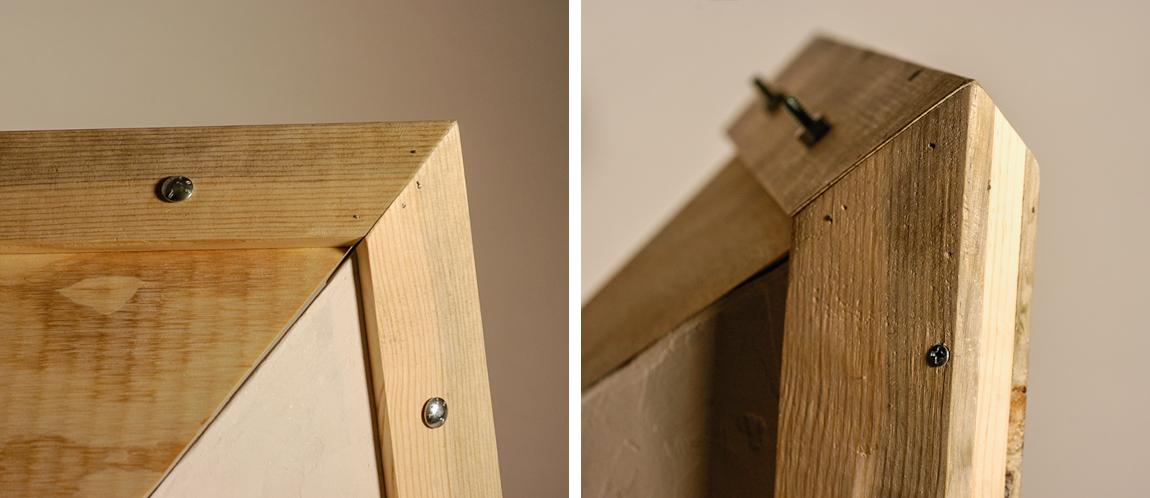 Final cube detail