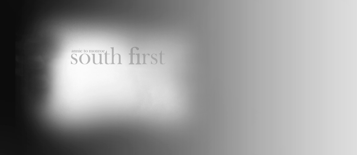 South First video title frame